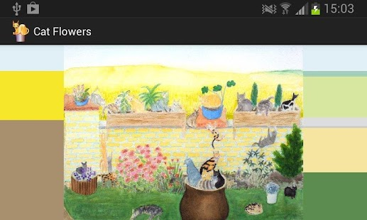 Cat Flowers - screenshot thumbnail