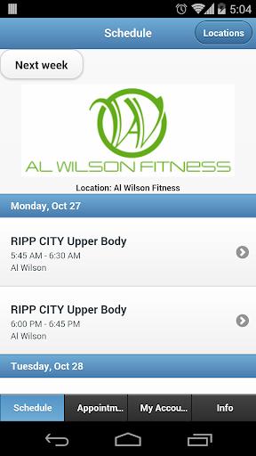 Al Wilson Fitness