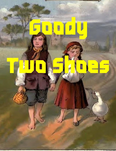 kids ebook-Goody Two-Shoes
