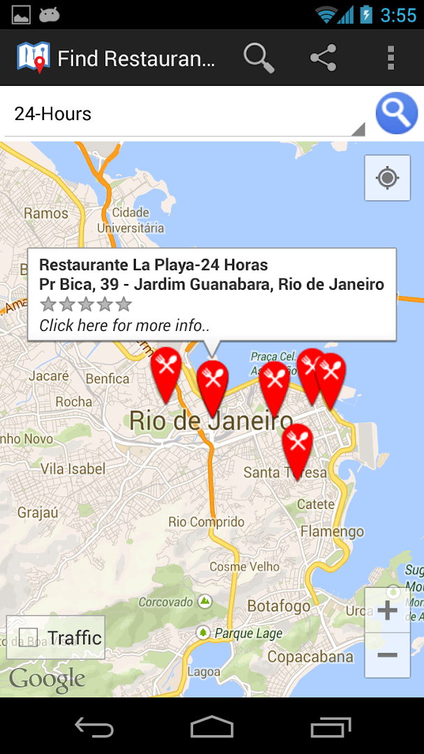 find restaurants near me google play store revenue