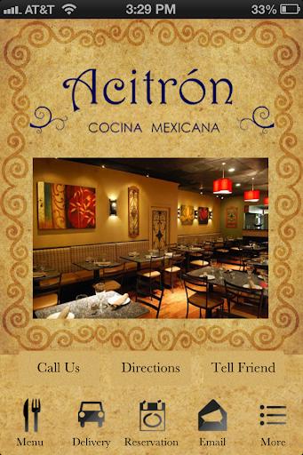 Acitron Restaurant