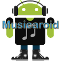 Music Search – musicaroid logo