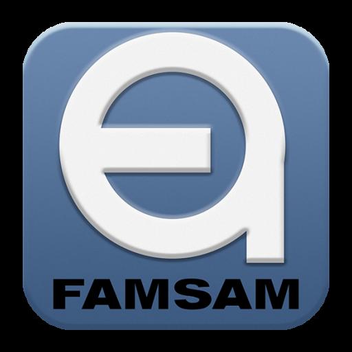 FAMSAM LOGO-APP點子