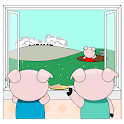 Three Piggies Tower Defense icon