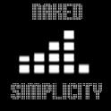 Naked Simplicity(Black) logo