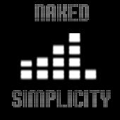 Naked Simplicity(Black)