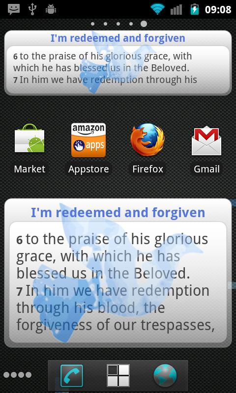 Identity in Christ Daily Bible - screenshot