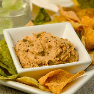 Spicy Three Pepper Hummus