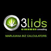 3Lids Marijuana Biz Calculator