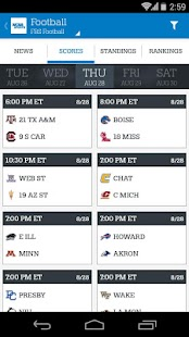 NCAA® Sports - screenshot thumbnail
