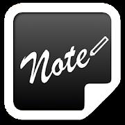 Dark Notes Handwriting