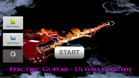 Electric Guitar Songs & Solos - screenshot thumbnail