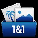 1&1 Fotoalbum logo