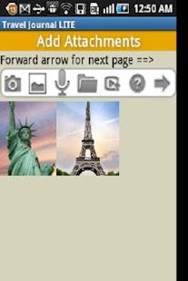 Travel Budget & Event Journal- screenshot thumbnail