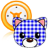 Dog Clock icon