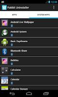 Screenshot of Multi Uninstaller