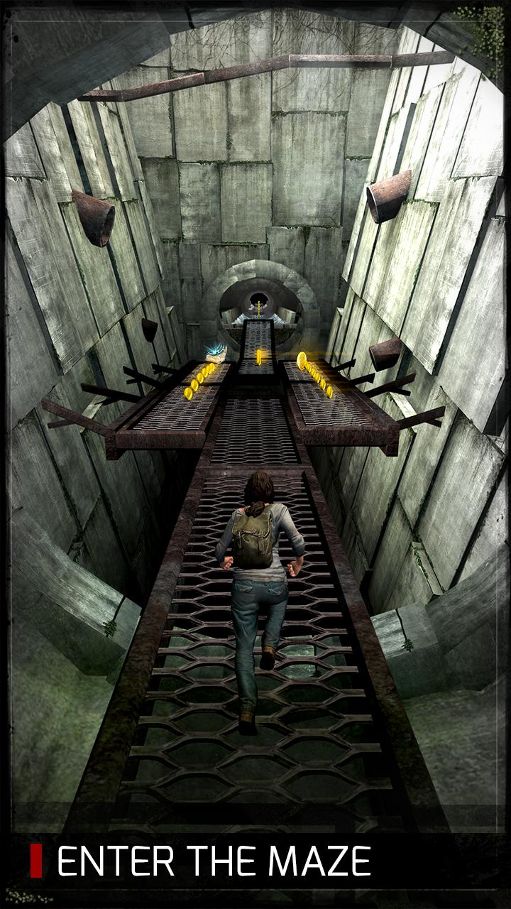The Maze Runner screenshot #2
