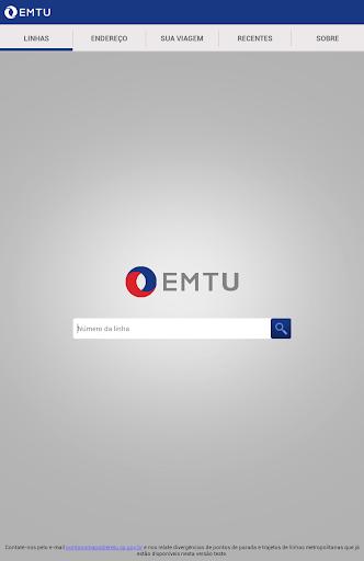 EMTU Oficial  screenshots 9
