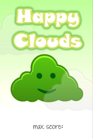 Happy Clouds - screenshot