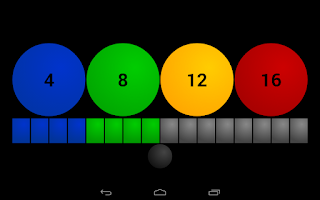 Screenshot of Visual Time Timer