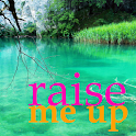 Raise me up logo