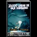 20000 Leguas d Viaje Submarino logo