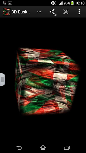 3D Euskadi Live Wallpaper
