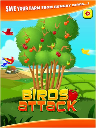 【免費動作App】Birds Attack-APP點子