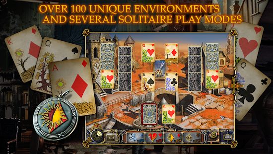 Solitaire: 4 Seasons HD (Full)- screenshot thumbnail