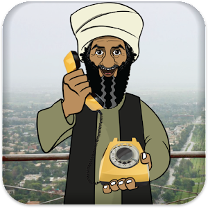 Terrorist Prank Call Icon