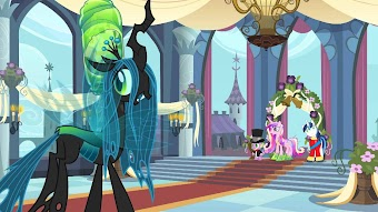 A Canterlot Wedding- Part 2