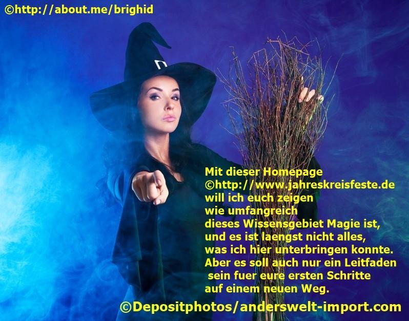 Witch Calendar - screenshot