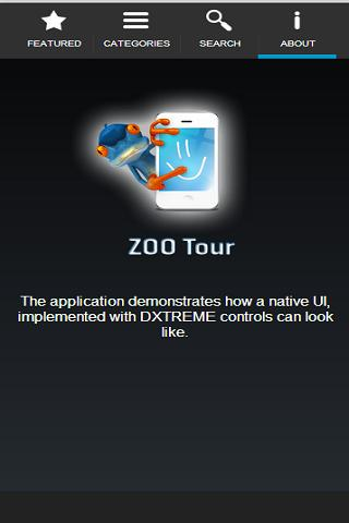 VIAcode MobileZooTour DX - screenshot