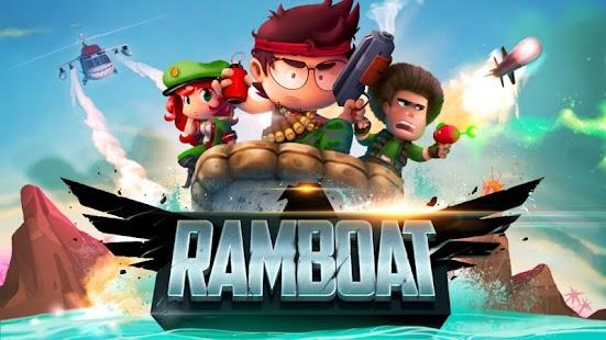 Ramboat : Shooter Heroes - screenshot thumbnail