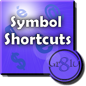 Word, Excel Symbol Shortcuts