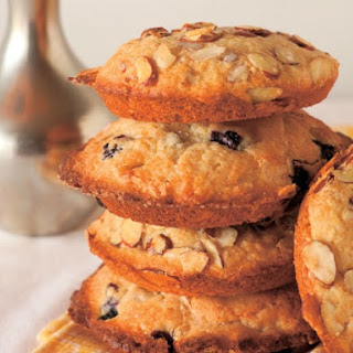Lemon-Almond Muffins