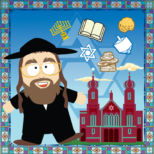 Flying Rabbi - Hanukkah game (apk) free download for Android/PC/Windows