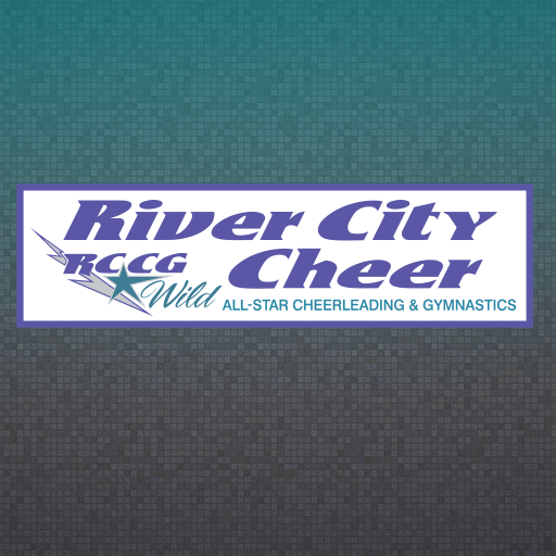 River City Cheer & Gymnastics LOGO-APP點子