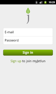 myJetlun mobile- screenshot thumbnail