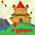 Wigglepuss' Balloon Race logo