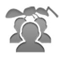 Open ERP Contacts icon