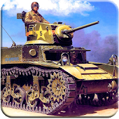 Tank War 3D Off-road Racing