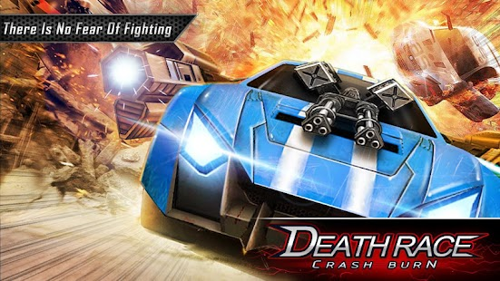Death Race:Crash Burn - screenshot thumbnail
