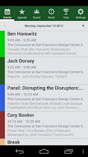 Disrupt SF 2012 - screenshot thumbnail