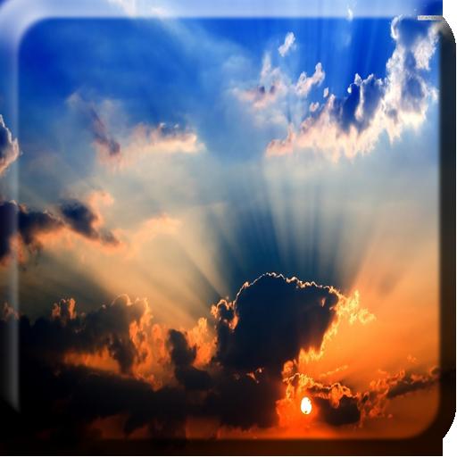Clouds Live Wallpaper LOGO-APP點子