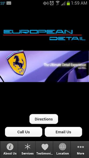 European Detail Specialists