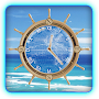 Aloha Compass Clock Travel LWP