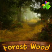 Forest Wood Theme GO Launcher