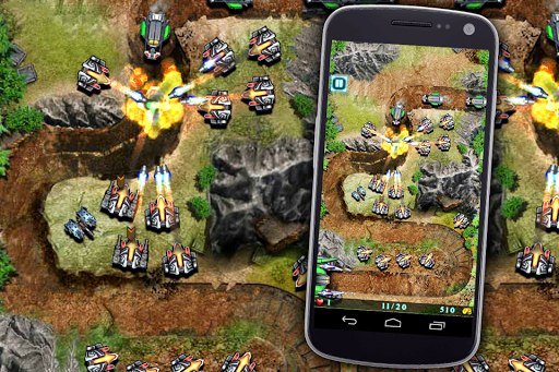 Galaxy Defense (Tower Game) 1.11 de.gamequotes.net 1