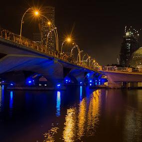 by Lye Danny - City,  Street & Park  Night